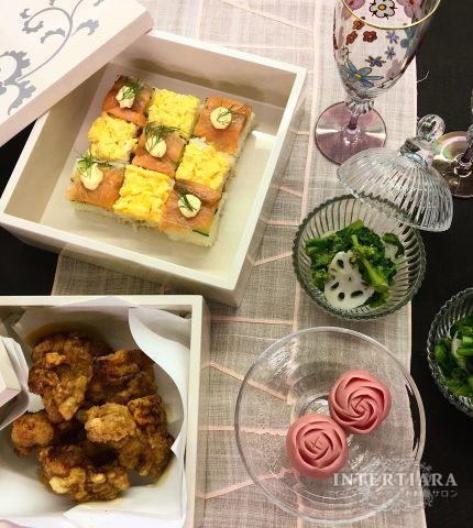 【火曜・第2週・昼】華やかなマダムレシピ