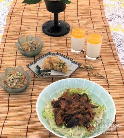 【火曜・第3週・朝】手作り料理が一番!!!