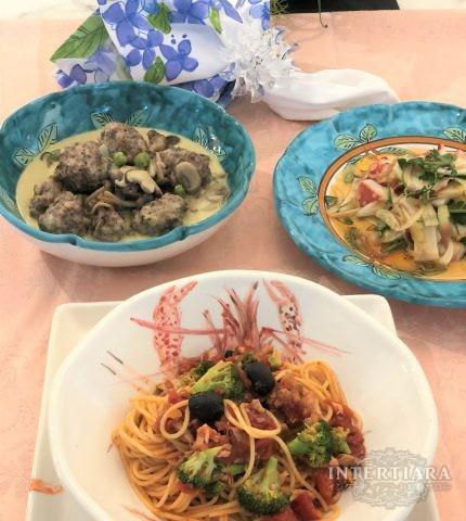 【水曜・第3週・夜】女性シェフと作るお家でイタリア料理